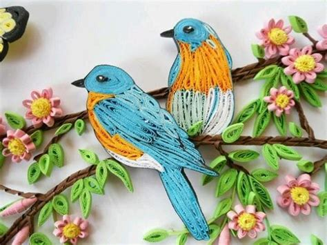 quilling tutorial bird amazing paper quilling patterns and designs life chilli