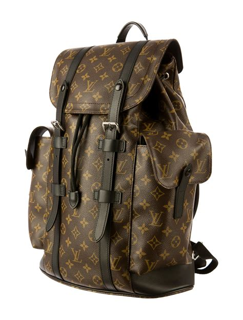 Chris Noth And Lots Of Louis Vuitton by Louis Vuitton Christopher Pm Backpack Bags Lou41115