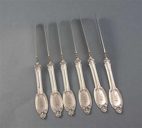 pattern maker kenilworth albert coles kenilworth twist all silver knives