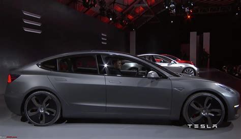 Price Of Tesla Model S In India The Tesla Model 3 A 35 000 Sedan Bookings Accepted From