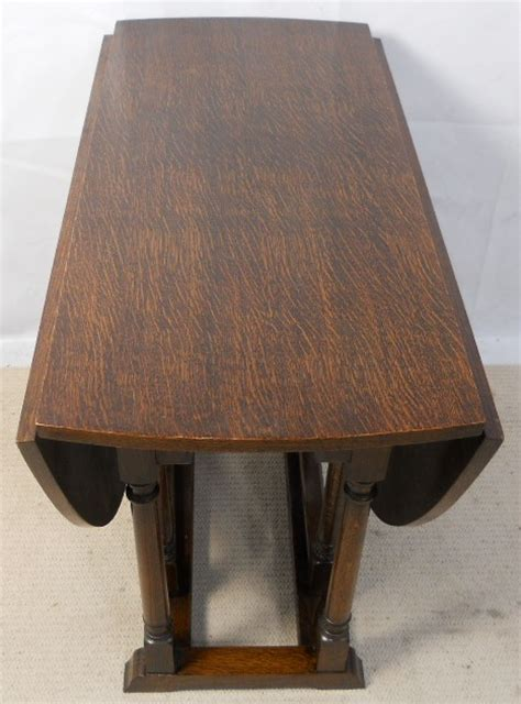 reproduction oak dining tables oak reproduction gateleg dining table sold