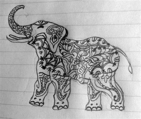 henna tattoo elephant elephant tattoos and designs elephant meanings and