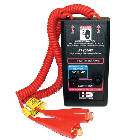 high voltage electric company high voltage tester high voltage detector leakage tester