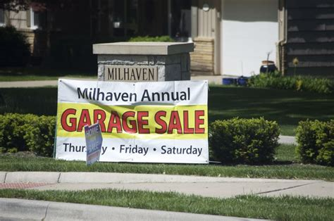 Garage Sales Johnson County Big Weekend Coming Up For Garage Sale Bargains In Nejc