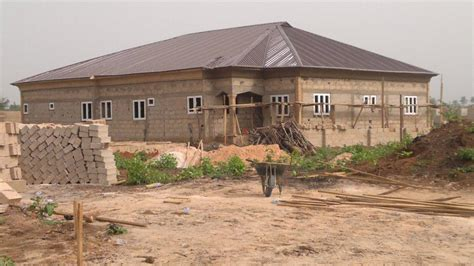 cost of building 5 bedroom house cost of building a 5 bedroom bungalow in benin city
