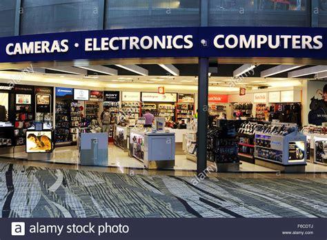 electronics store  changi international airport