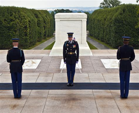 Who is Buried in the Tomb of the Unknown Soldier? Unknowns