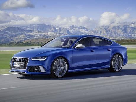 Audi Rs6 Leistung mehr leistung audi rs6 avant und rs7 sportback auto