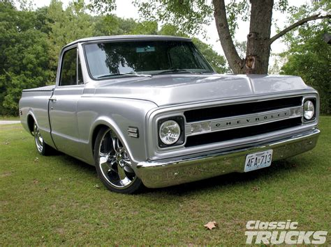 10 Classic Buys For 2010 by 1969 Chevy C10 Truck Rod Network