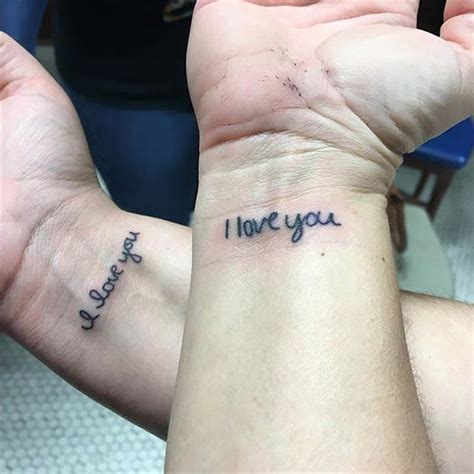 small mother and daughter tattoos best tattoos allcures