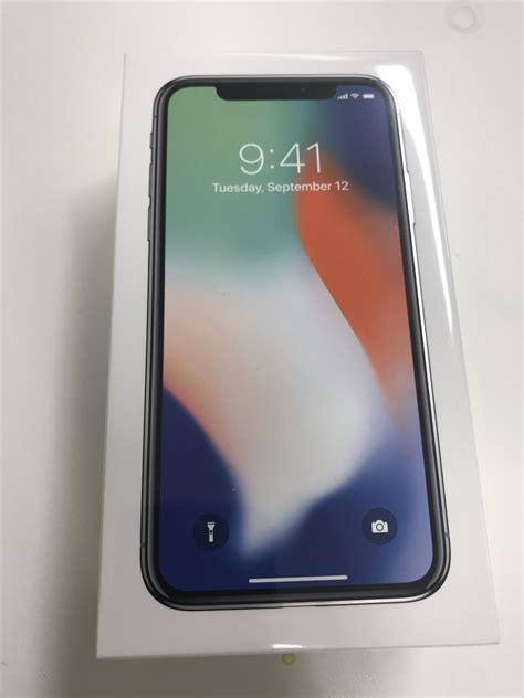 My Iphone i just received my iphone x in sydney australia