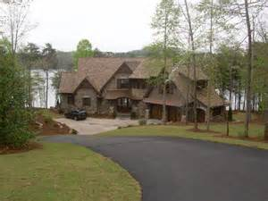 lake keowee homes for construction lakefront luxury home at the reserve