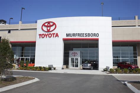 Tennessee Toyota Dealers Toyota Of Murfreesboro 21 Photos 29 Reviews