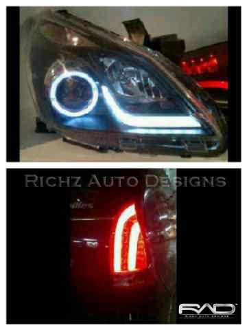 Lu Projector Avanza Veloz richz auto designs headl stopl led