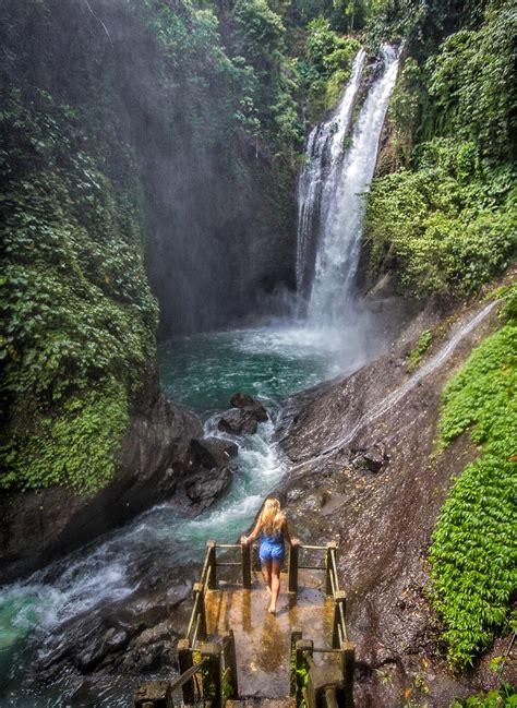 mejores cascadas en bali neyu ma