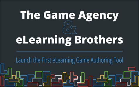 The Game Agency Elearning Brothers Launch The First E Learning Brothers
