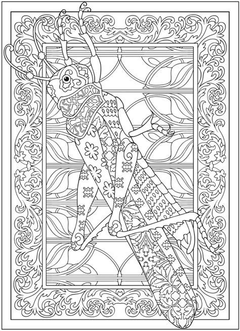 spark bugs coloring book dover coloring books books welcome to dover publications