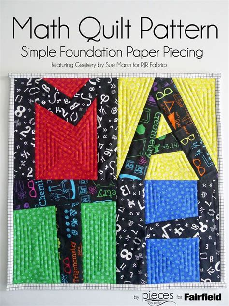 pattern perfect math 23 best science images on pinterest mini quilts sewing