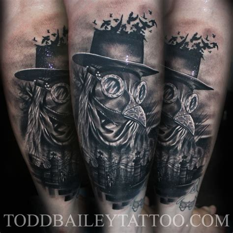 plague doctor tattoo plague doctor buscar con