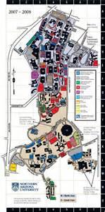 of arizona building map cus map