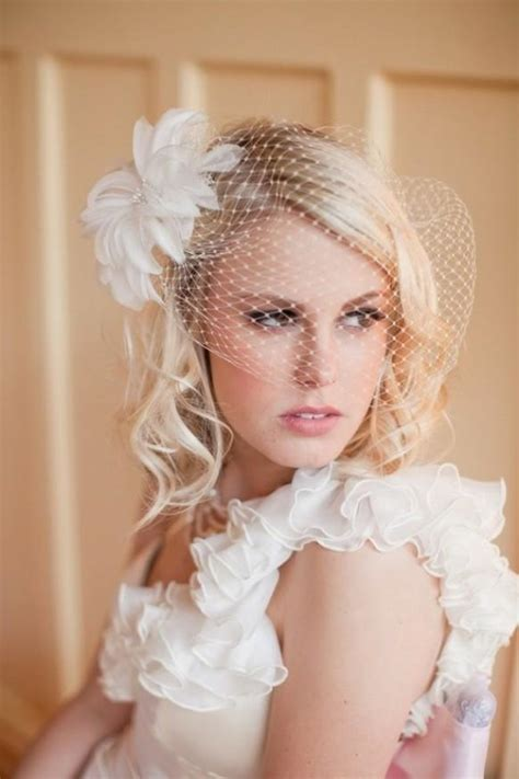 Wedding Hairstyles With Veil And Blusher by Wedding Hairstyles With Blusher Veil Www Pixshark
