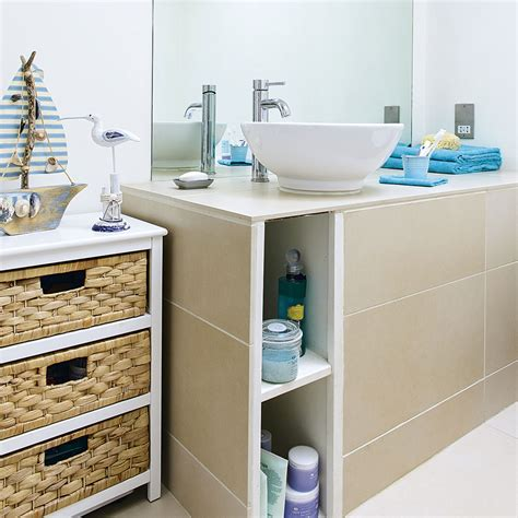 Storage In Bathroom Bathroom Storage Ideas To Help You Stay Neat Tidy And Organised Ideal Home