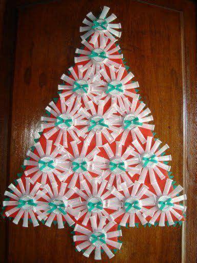 arbol de navidad de vasos de plástico vasos de plastico para un arbol de navidad navidad navidad manualidades navidad