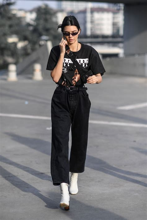 style kendall jenner 2017 kendall jenner at milan fashion week arrives at versace