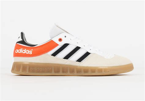 adidas decks out its handball top sneaker in two fall ready colorways