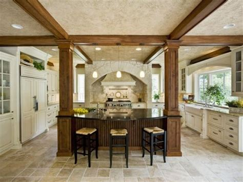 kitchen islands with columns 14 best kitchen island columns images on kitchens kitchens and kitchen islands