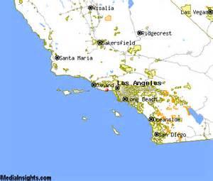 map of california malibu deboomfotografie