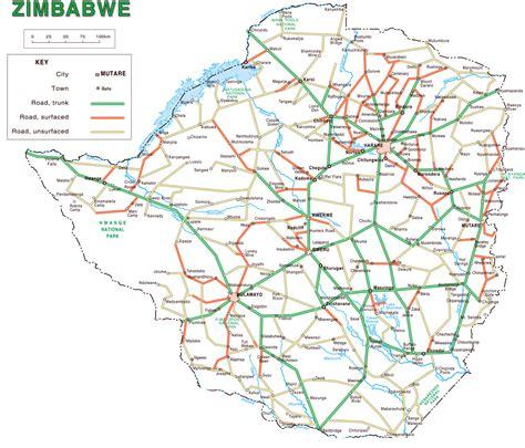 distance road map road map distances