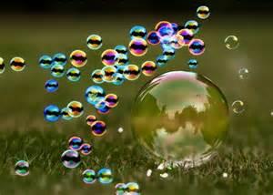 colored bubbles multi colored bubbles bubbles balloons dandelions
