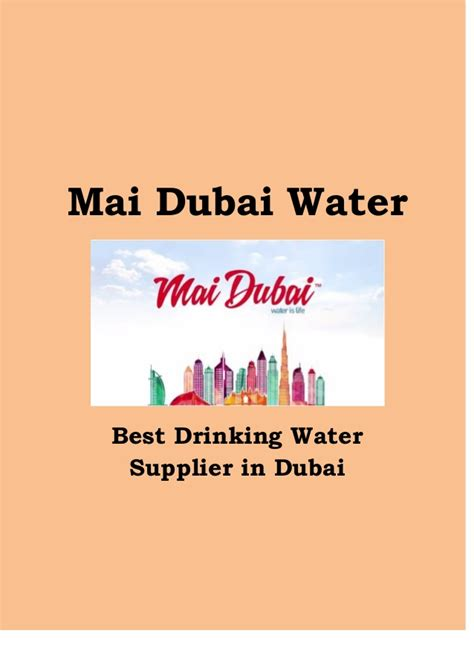Delivered Right To Your Doorstep - the best and purified water delivered right to