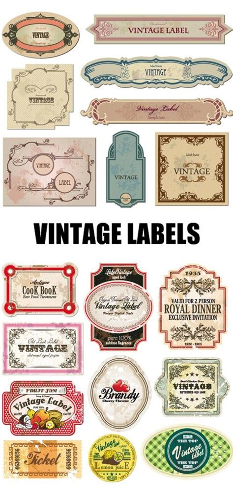free printable small jar labels 1000 images about printable labels on pinterest