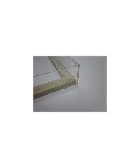 plexiglass cornici cornice 20x20x5 box in plexiglass teca su misura