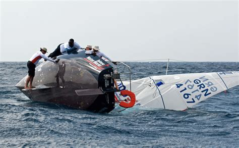 die hard on a boat epic winds at mount gay round barbados race series