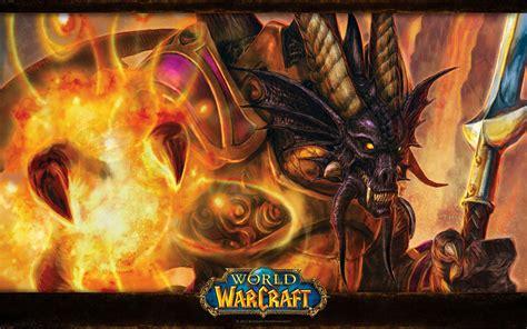 Wallpaper Vin 10 178 魔兽世界高清壁纸分享 黑翼之巢 魔兽世界