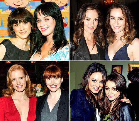 10 most look alike celebrities celebrity look alikes celeb look alikes us weekly
