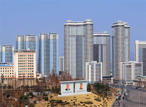 cities apartments housing in north korea and life style teoalida website