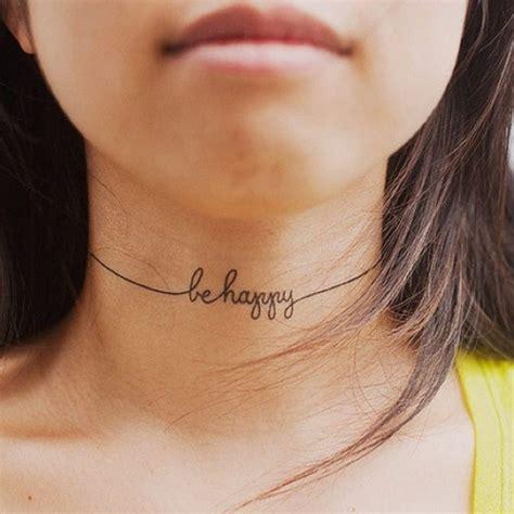 imagenes de la chica web zona ruda tatuajes en el cuello para chicas mejores ideas