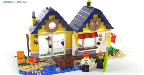 Jual Lego Kw Rescue 3 In 1 K 13011 lego creator hut all 3 builds reviewed set 31035