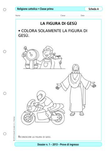 prove d ingresso religione cattolica scuola primaria prove d ingresso religione cattolica classe 1 la vita