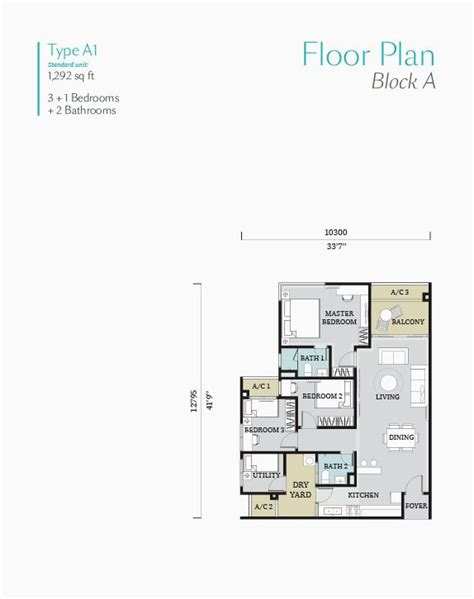 my floor plans fortune perdana
