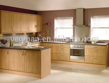 Wood Grain Laminate Kitchen Cabinets by Assemble Pvc Wood Grain Kitchen Cabinets Pakistan Buy