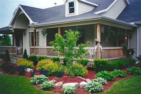 residential landscape photos