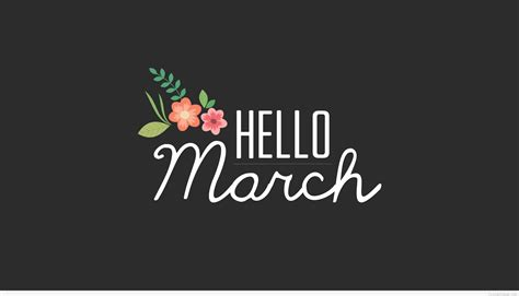 best top hello march photos pics 2016 2017