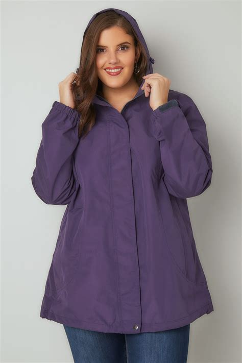 Free Address Finder Uk By Name Purple Waterproof Windproof Jacket With Plus Size 16 To 36