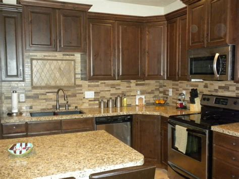 Traditional Kitchen Backsplash by Kitchen Backsplashes
