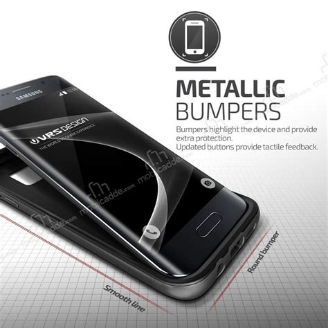 Verus High Pro Shield Samsung Galaxy S7 Edge Shine Go Berkualitas verus high pro shield samsung galaxy s7 edge steel silver kılıf